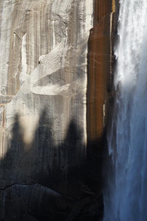 Mist valley waterfall
